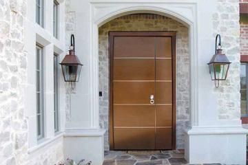 Взломостойкие двери